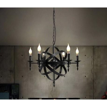 Подвесной светильник Industrial Atom