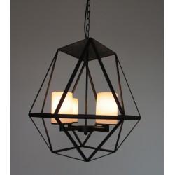 Подвесной светильник Loft Polygon Candle