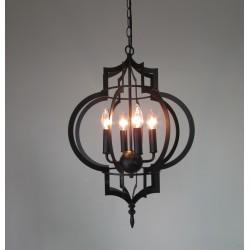 Подвесной светильник Industrial Forged Globe