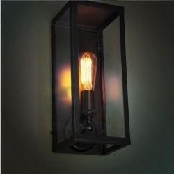 Настенный светильник Loft Rectangle Wall