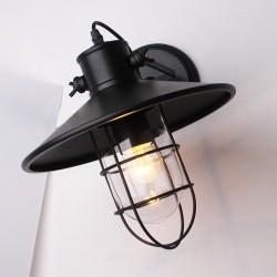 Настенный светильник Industrial Forged Cage Wall 2