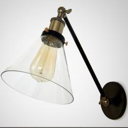 Настенный светильник Retro Edison Wall Cover Long 2