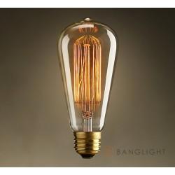 Винтажная лампочка Ретрика 104