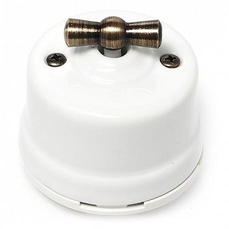 Выключатель поворотный для наружного монтажа