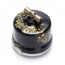 Выключатель поворотный 2-х позиц. для наружного монтажа