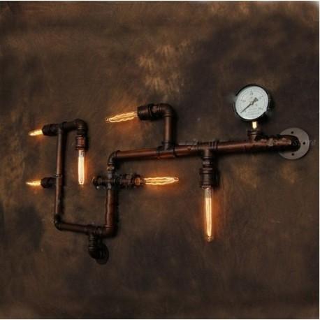 Loft Industry Pipe Art