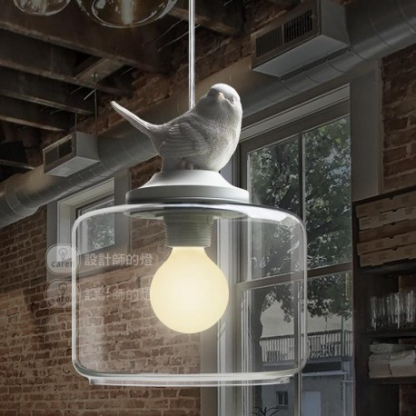 Loft Industrial Birds