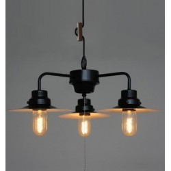 Industrial Retro Chandelier