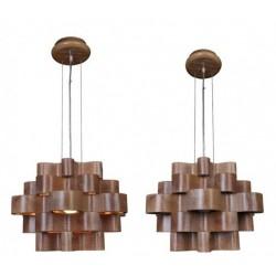 Подвесной светильник Loft Wooden Chandlier