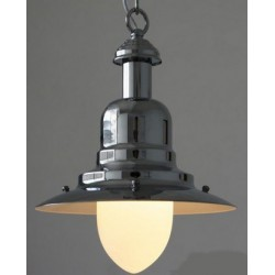 Loft Alloy Lamp