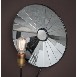 Loft Wall Mirror Lamp