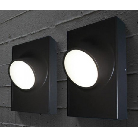 Industrial Wall Spotlight
