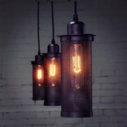 Подвесной светильник Industrial Edison Cage