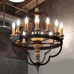 Vintage Large Palace Chandelier