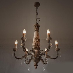 Vintage Middle Palace Chandelier