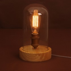Vintage Light Vacuum