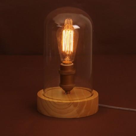 Vintage Light Vacuum