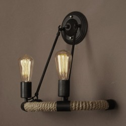 Loft Light Rope