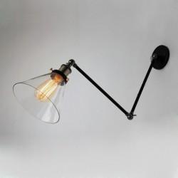 Настенный светильник Retro Edison Wall Cover Long