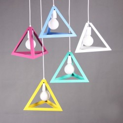 Triangle Color Light