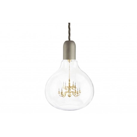 Mineheart King Edison Lamp
