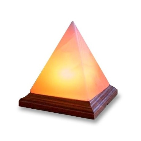 Соляная лампа «Треугольник»