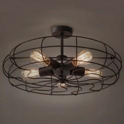 Подвесной светильник Industrial Ceiling Fan