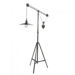 Напольный светильник Industrial Crane Weighted