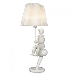 Table Clown Lamp