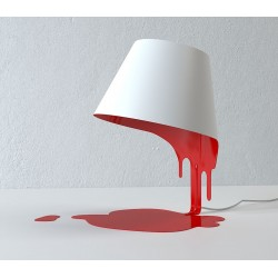 Liquid Table Lamp