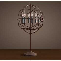 Restoration Orb Table Lamp