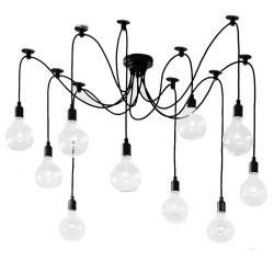 Подвесной светильник Industrial Edison Chandelier
