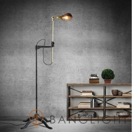 American Vintage Floor Lamp