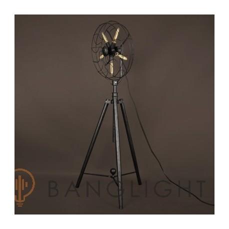American Rustic Loft Fan