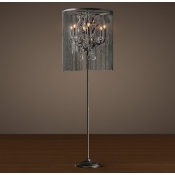 Restoration Hardware Valle Crystal