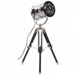 Vintage Projector Film Floor Lamp