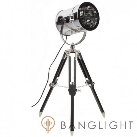 Vintage Projector Film Floor Lamp