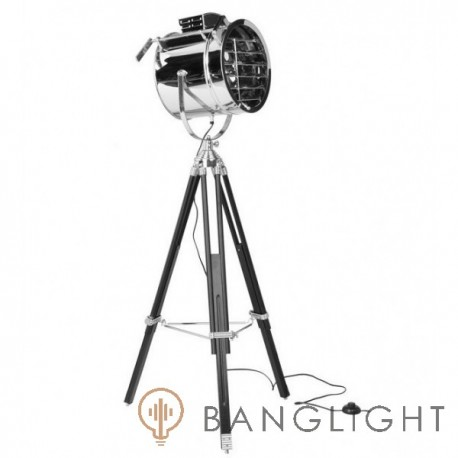 Vintage Projector Film Floor Lamp 2