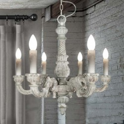 Industrial Luxury Lamp