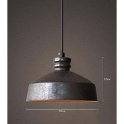 Industrial Rustic lamp