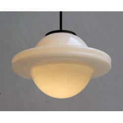 Industrial Saturn Lamp