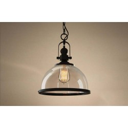 Industrial Classic Clear Lamp