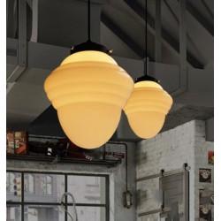 Industrial Cake Pendant Lamp