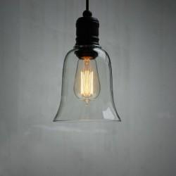 Loft Glass Bell