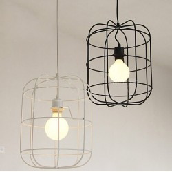 Industrial Bird Cage