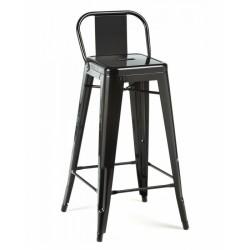 Барный стул Tolix Backed Low