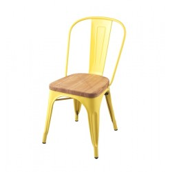 Стул Tolix Chair Wood