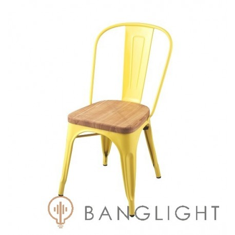 Стул Tolix Chair Wood