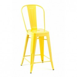 Барный стул Tolix Backed High