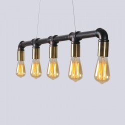 Подвесной светильник Loft Pipe Line Single